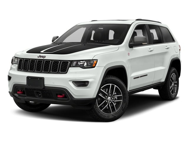 2018 Jeep Grand Cherokee Trailhawk 4x4 in Raleigh, NC | Raleigh Jeep