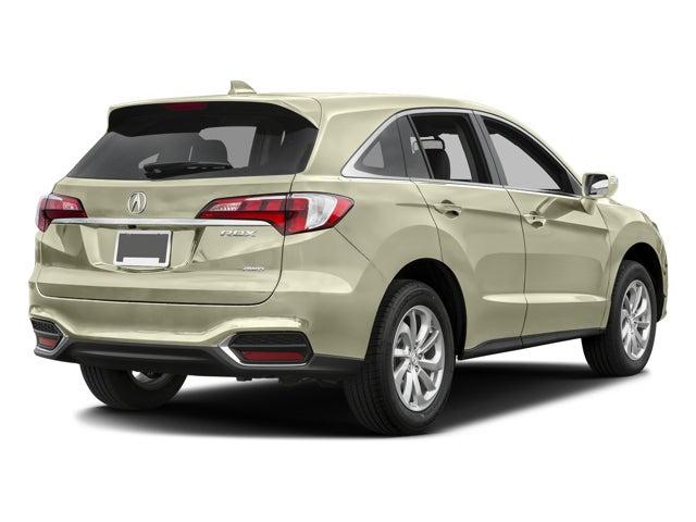 2016 Acura RDX AWD 4dr Tech Pkg in Raleigh, NC | Raleigh Acura RDX