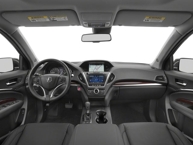 2015 Acura MDX FWD 4dr Tech Pkg in Raleigh, NC | Raleigh Acura MDX