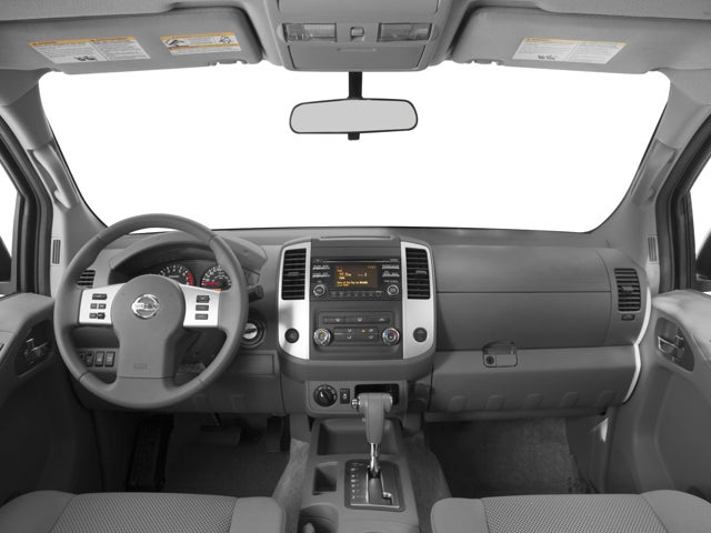 2015 Nissan Frontier 4WD Crew Cab SWB Auto SV in Raleigh, NC ...