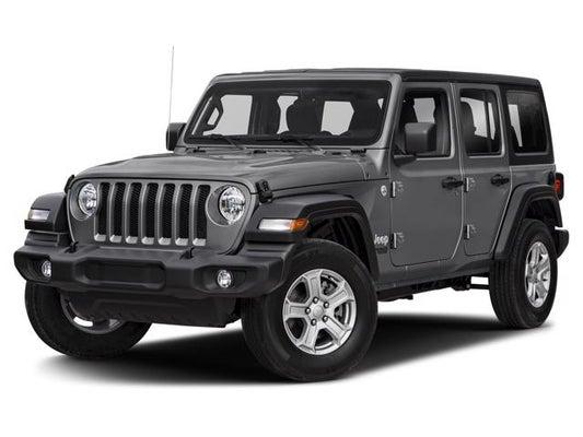 Jeeps For Sale Raleigh Nc >> 2020 Jeep Wrangler Sahara Altitude 4x4
