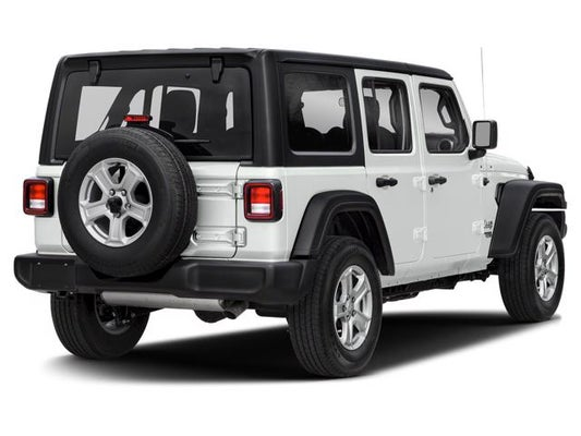 Jeeps For Sale Raleigh Nc >> 2020 Jeep Wrangler Rubicon 4x4
