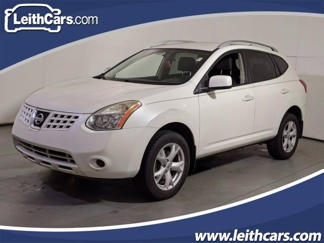 2008 Nissan Rogue Fwd 4dr Sl In Raleigh Nc Raleigh Nissan Rogue