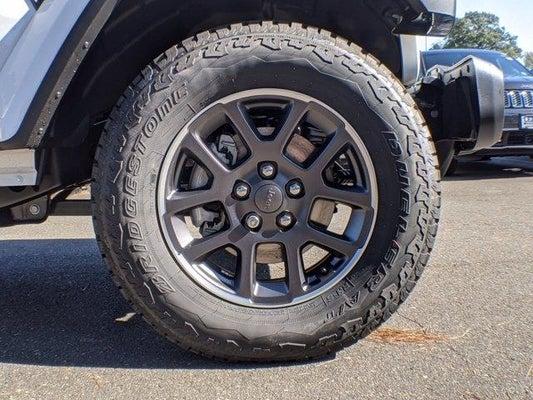 2021 Jeep Wrangler 80th Anniversary Unlimited 4x4 In Raleigh Nc Raleigh Jeep Wrangler Leith Chrysler Jeep 1c4hjxdnxmw576941
