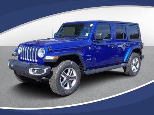 2020 Jeep Wrangler Sahara 4x4 In Raleigh Nc Raleigh Jeep