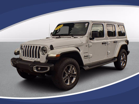 2021 Jeep Wrangler Sahara Unlimited 4x4 In Raleigh Nc Raleigh Jeep Wrangler Leith Chrysler Jeep 1c4hjxen9mw502554