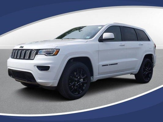 2020 Jeep Grand Cherokee Altitude 4x2 In Raleigh Nc Raleigh