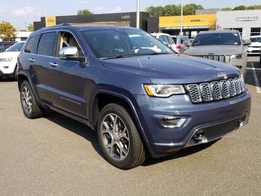 2020 Jeep Grand Cherokee Overland 4x4 in Raleigh, NC ...