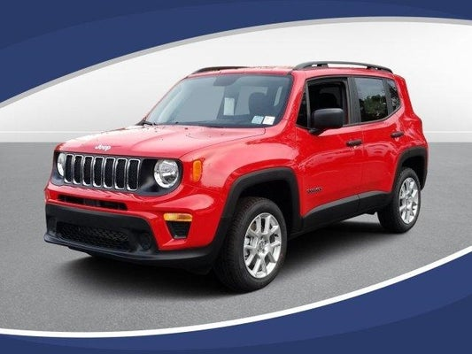 2020 Jeep Renegade Sport 4x4 In Raleigh Nc Raleigh Jeep