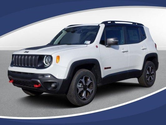 2020 Jeep Renegade Trailhawk 4x4 In Raleigh Nc Raleigh Jeep