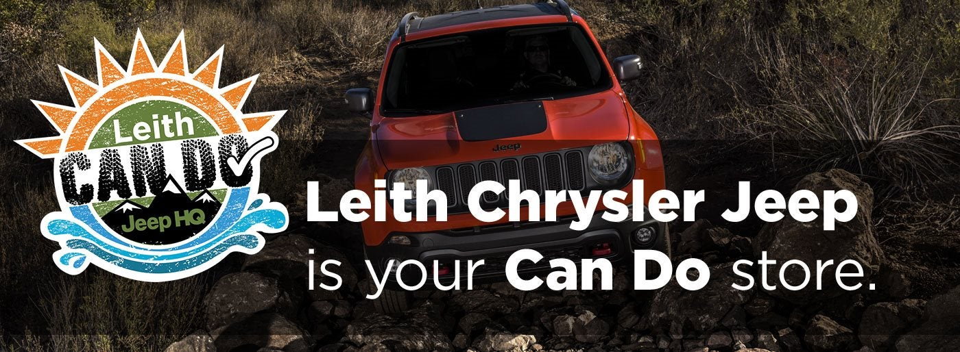 Chrysler Dealer in Raleigh, NC | Used Cars Raleigh | Leith Chrysler Jeep